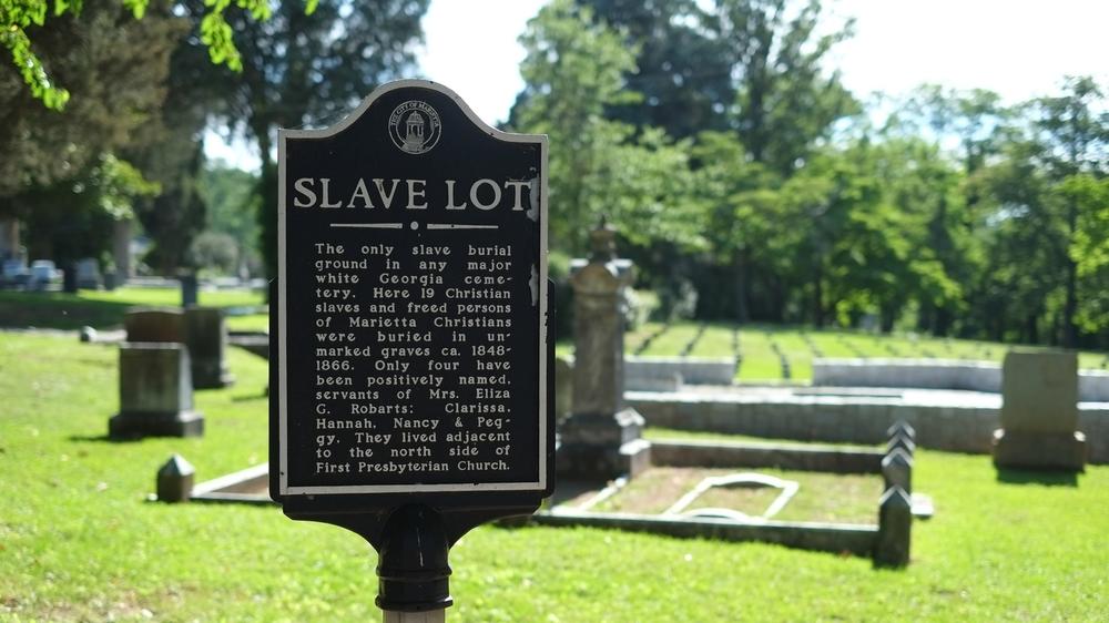 Marietta City Cemetery, Marietta, Ga.