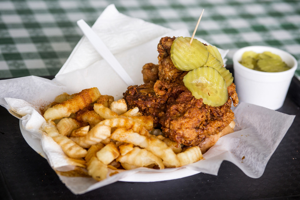 How Hot Chicken Really Happened The Bitter Southerner