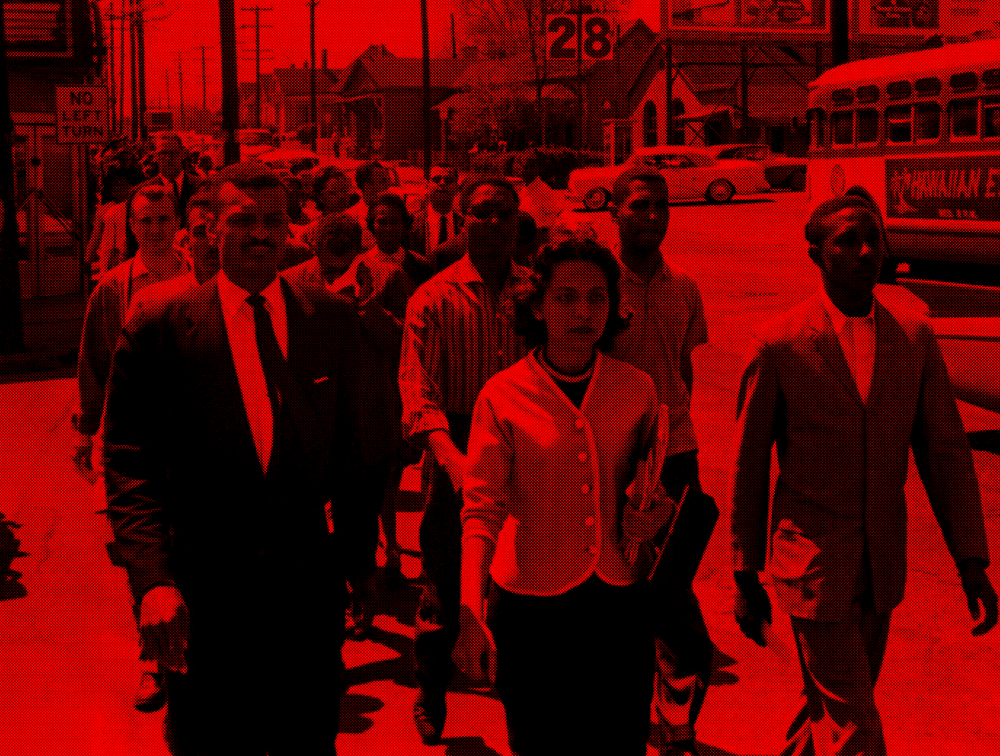 a history of how rosa parks fought for civil rights and fought racism A key stage 3 history revision resource for the  rosa parks refused to give up her  the civil rights movement in america inspired the nicra.