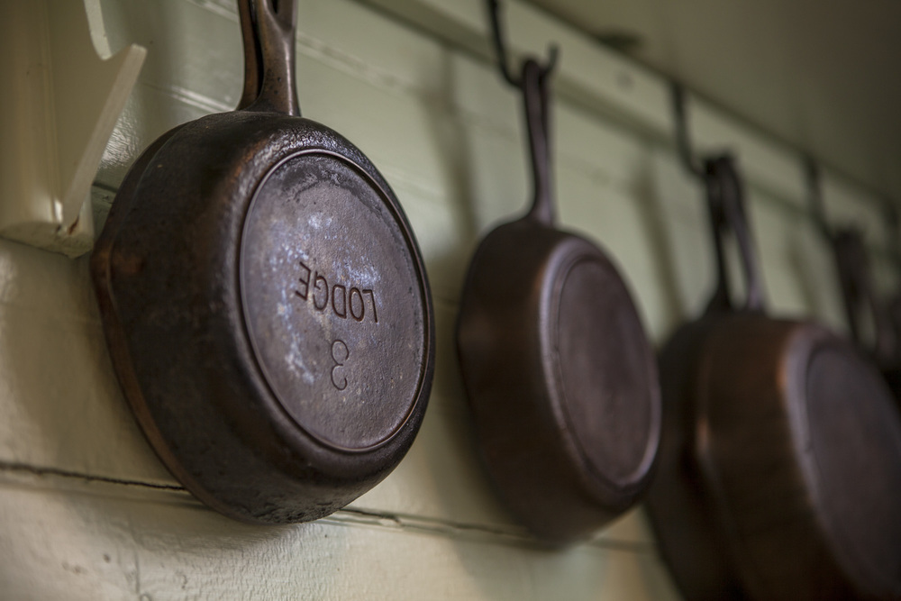 Vintage Cast Iron is Highly Collectible