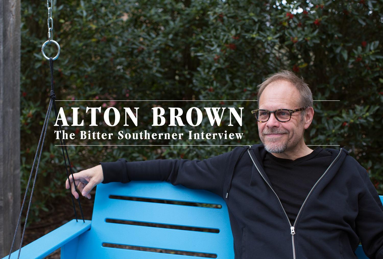 alton brown christian