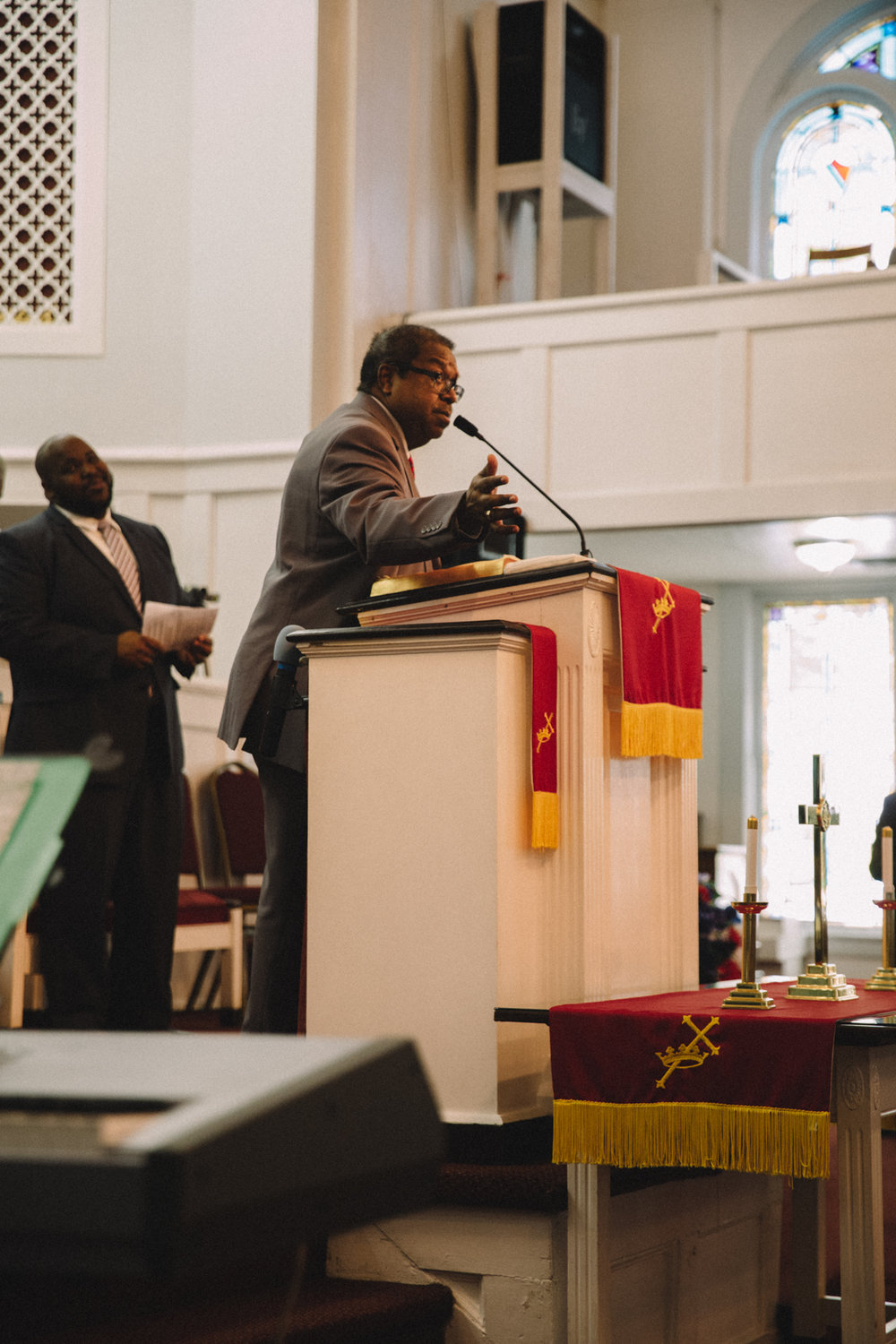 REV. TIMOTHY MCDONALD, III