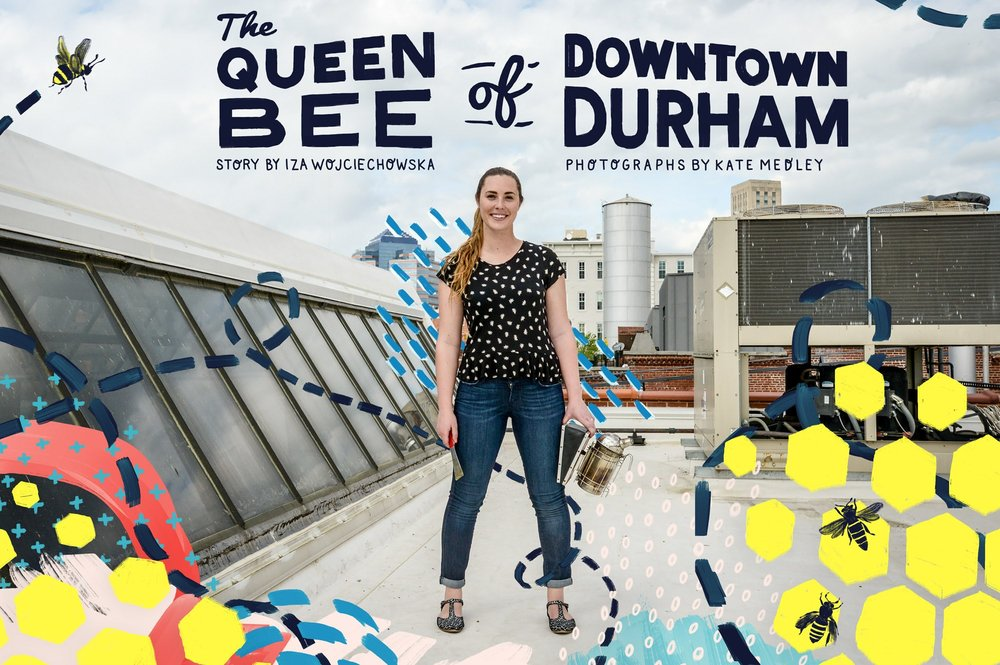 The Queen Bee Of Downtown Durham The Bitter Southerner