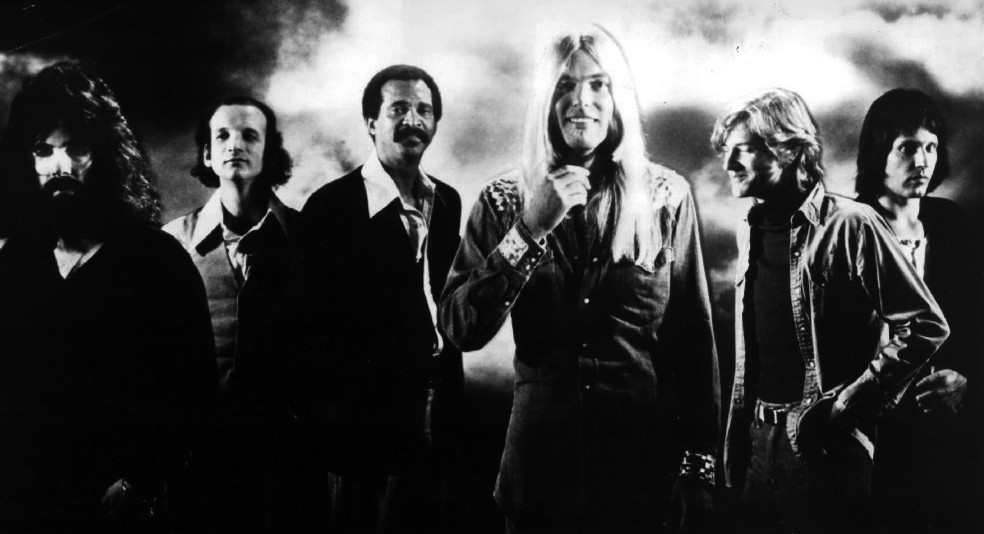 The gregg allman band, 1977.