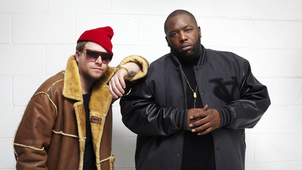 Run the Jewels: El-P and Killer Mike