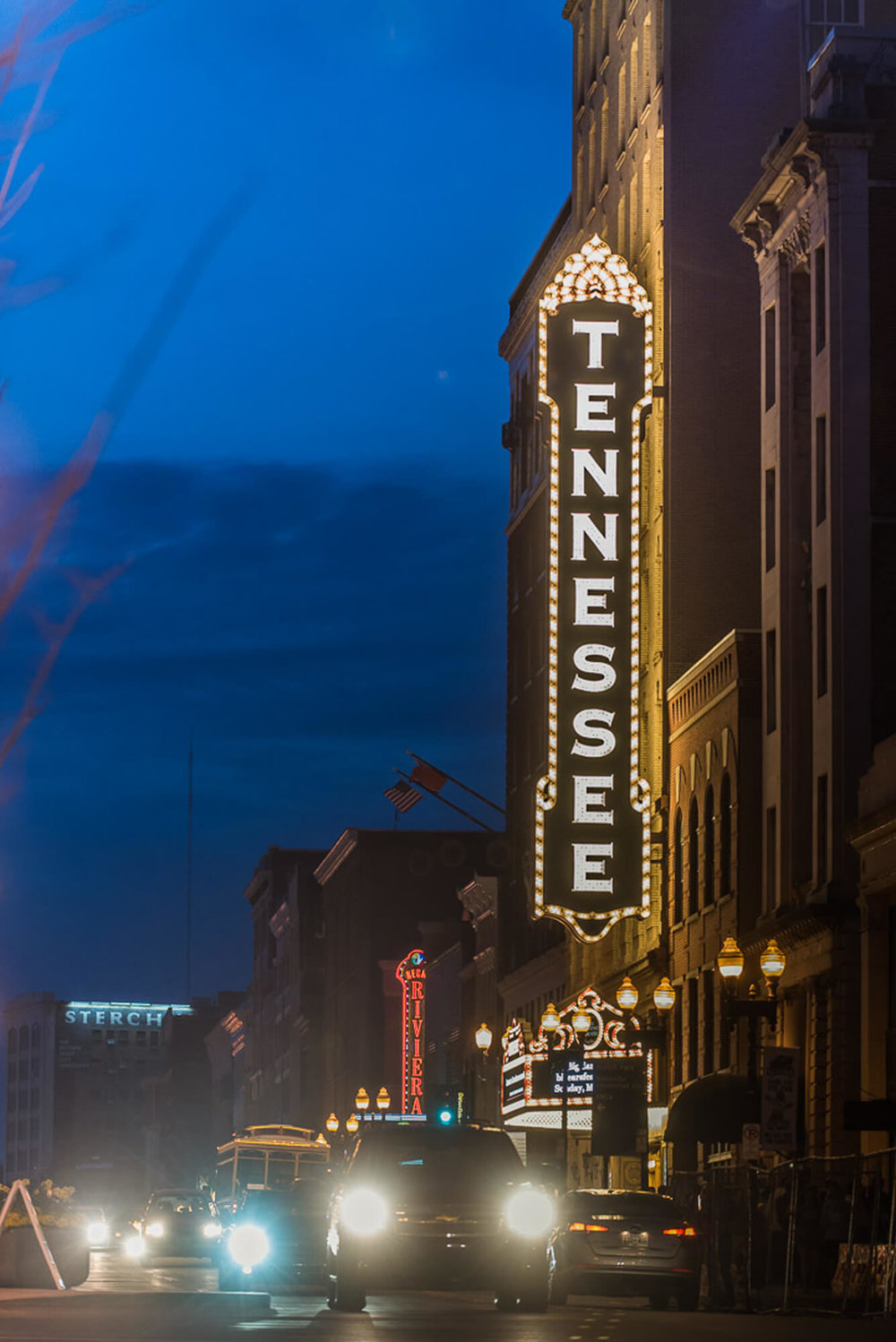Tennessee Theatre. Photo by David Simchock