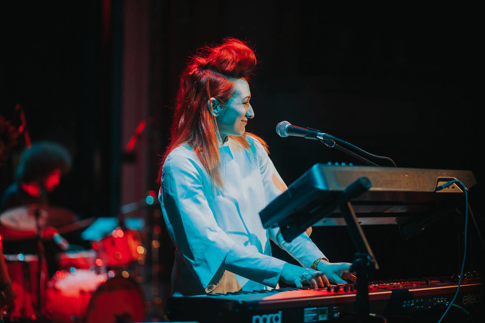 My Brightest Diamond. Photo by   Cora Wagoner