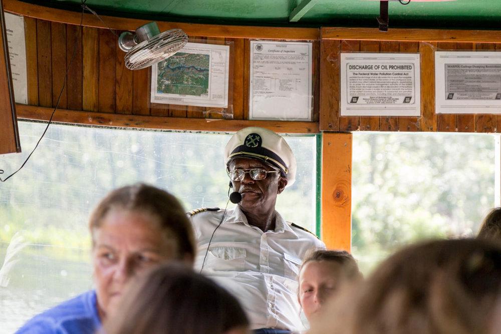 Captain Roosevelt