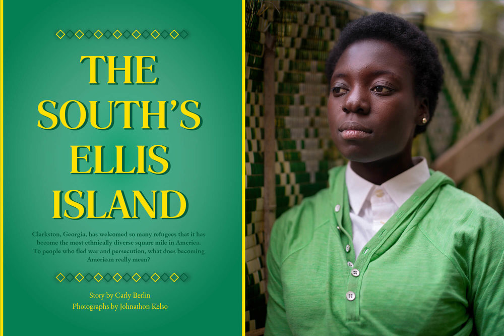 The Souths Ellis Island The Bitter Southerner