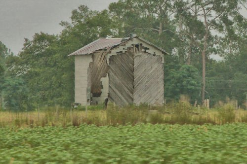 Tobacco Barn, Telfair County