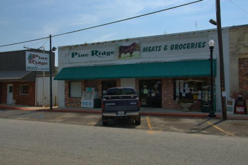 Pine Ridge Meats & Groceries, Norman Park