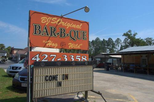 BJ's Bar-B-Que, Jesup