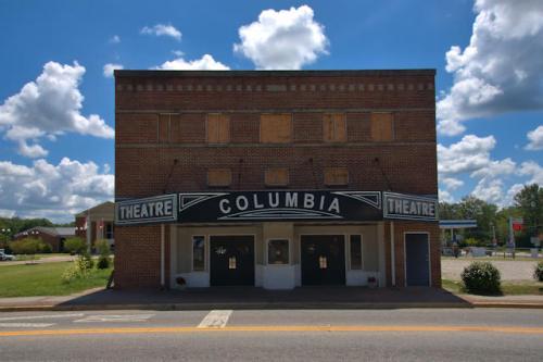 Columbia Theatre, Harlem