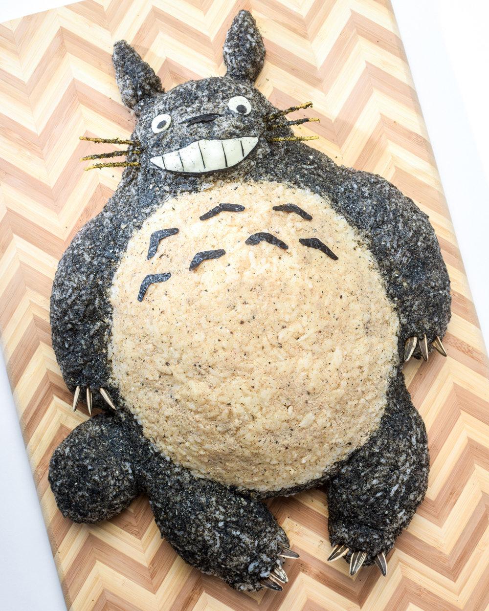 """""""Totoro"""" by Aaron Vandemark"""