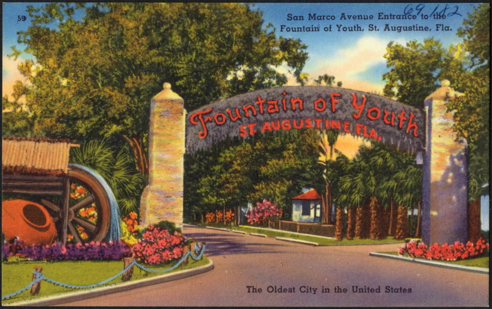 [WIKICOMMONS] FOUNTAIN OF YOUTH POSTCARD.png
