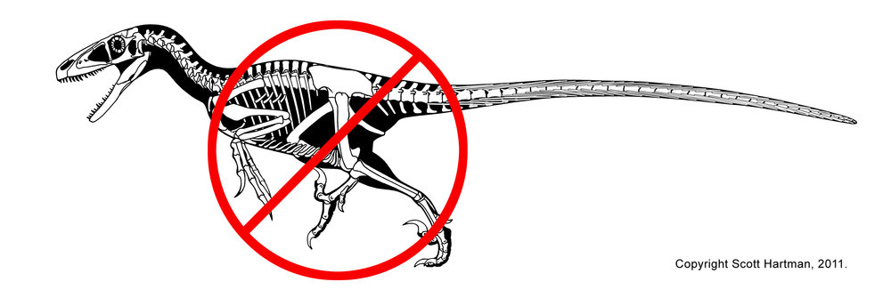 Do not smoke the outdated Utahraptor!