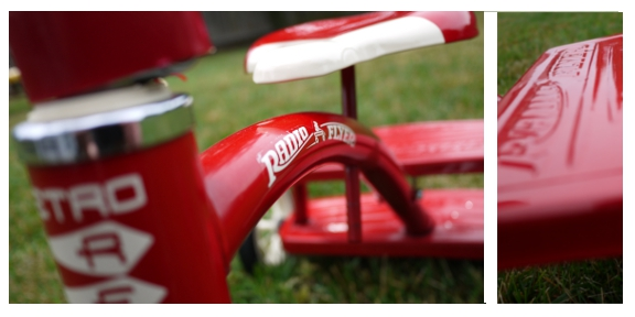 Radio Flyer Retro Tricycle
