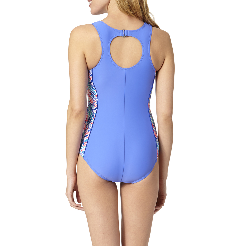 Rainbow Splice One-Piece