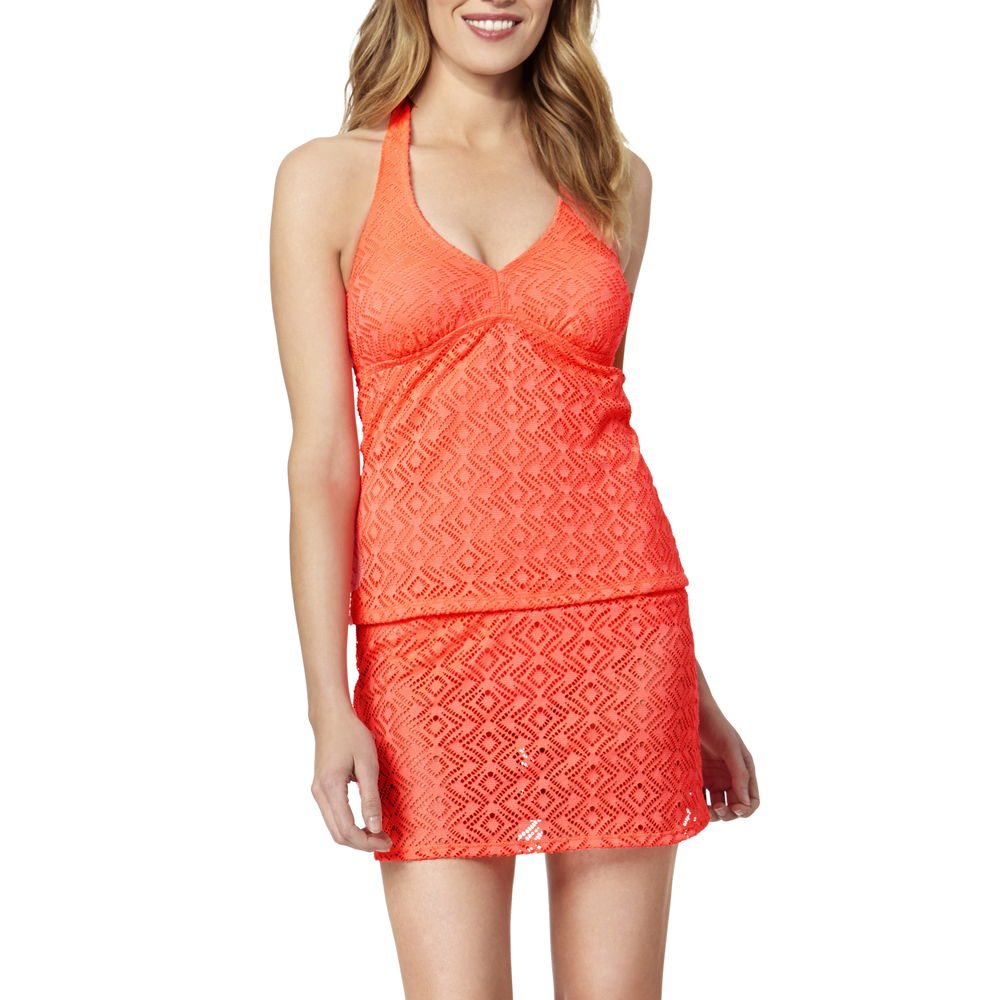 Coral Flame Crochet