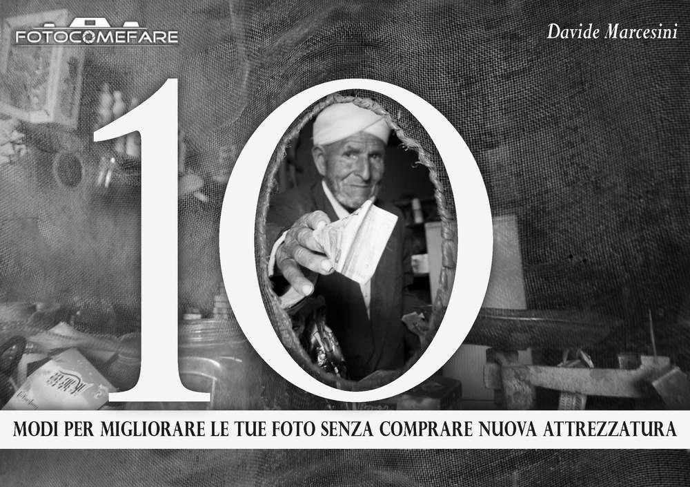 La copertina dell' ebook di Davide Marcesini