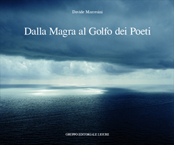 """La copertina di """"Dalla Magra al Golfo dei Poeti"""" di Davide Marcesini"""