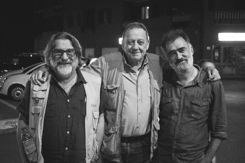 Ivo Saglietti&C. - Il grande reportage a Spazi Fotografici