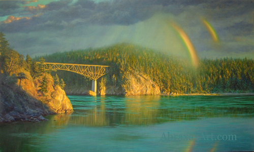 Image result for deception pass rainbow