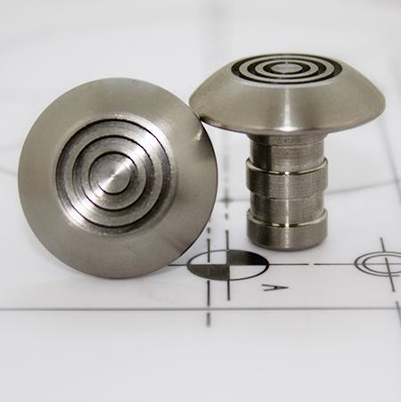 Stainless Steel Circular Grooved