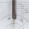 Stainless Steel Grip CS206-CG