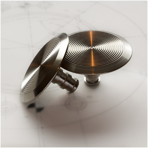 Stainless Steel Low Profile Stud LP503-CV