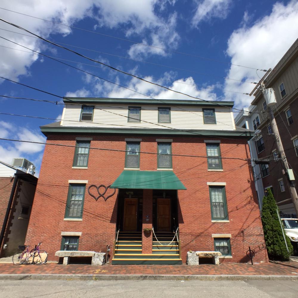 Home of Magnolia Healing Arts |25 Middle Street, Portland Maine 04101
