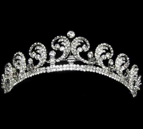 """Kate's Tiara"" from AA Bridal"