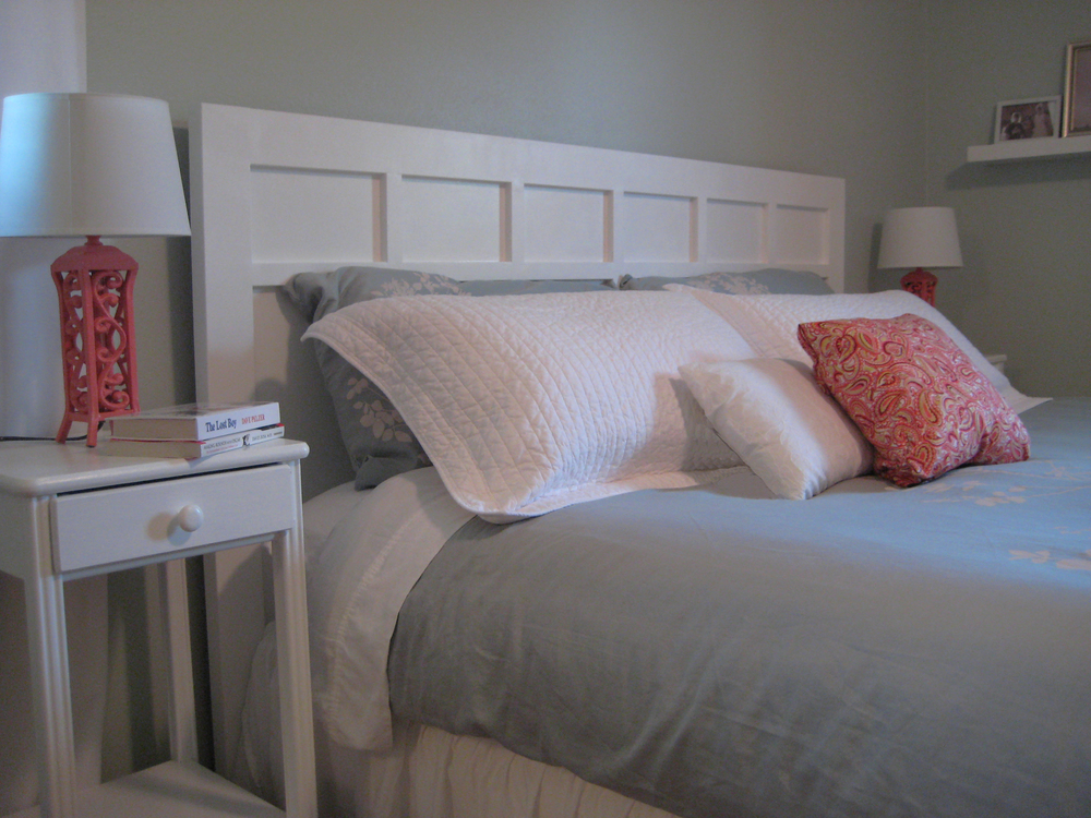Cottage Headboard Tutorial