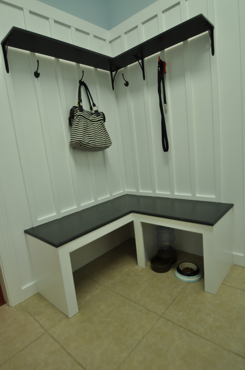 Mudroom Bench Tutorial