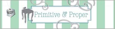 Primitive & Proper
