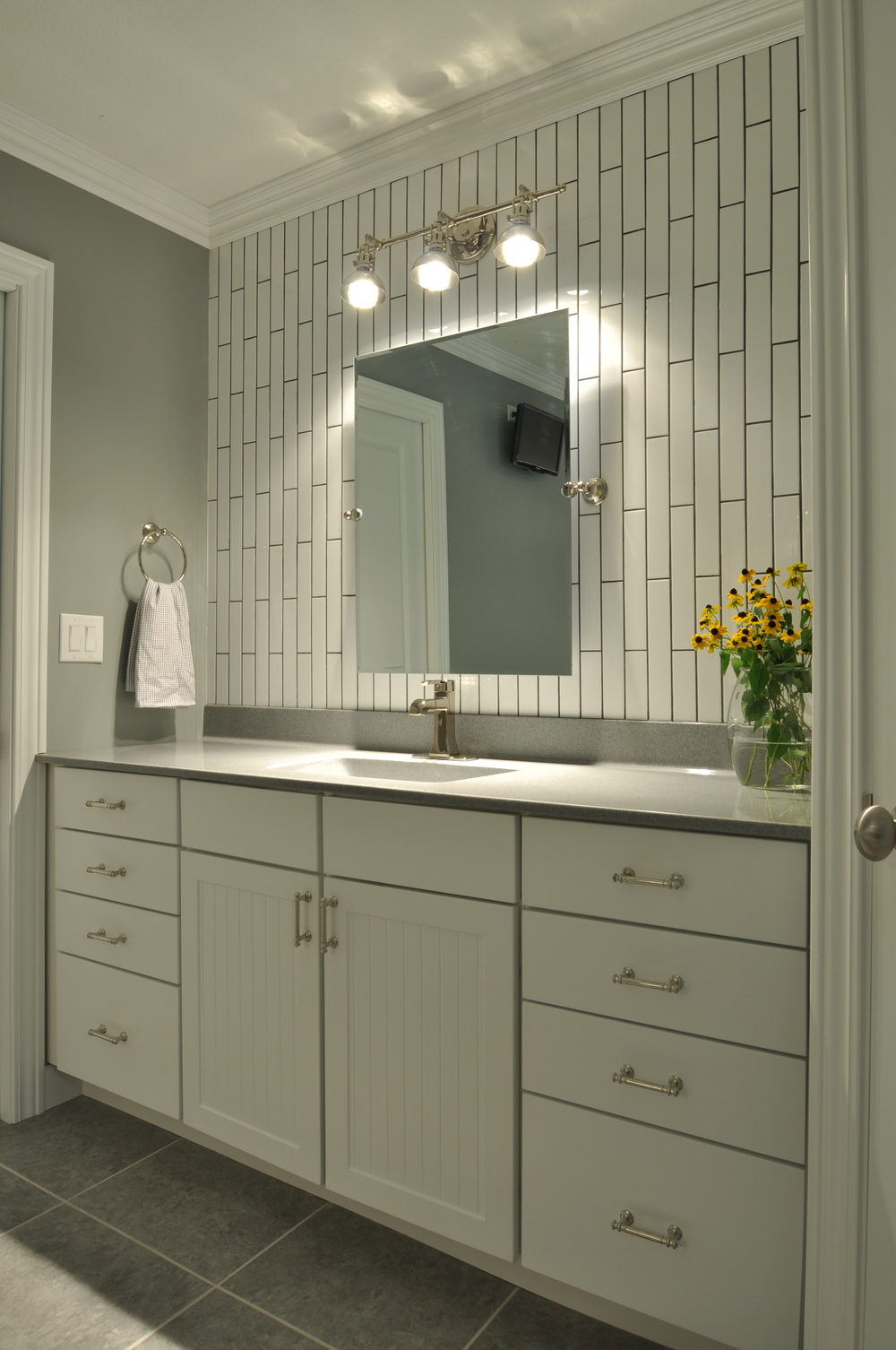 bathroom tile finishes master bathroom reveal decor and the 11609