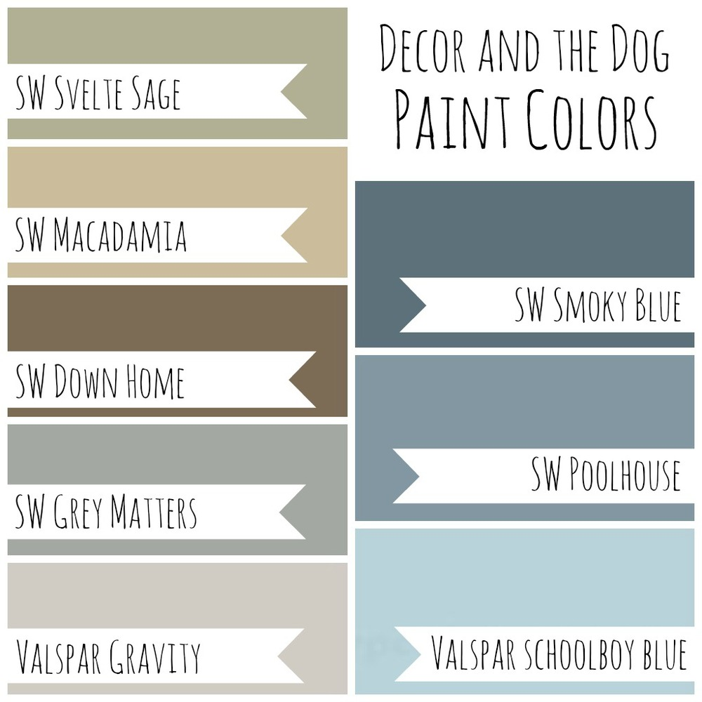 Decor and the Dog Paint Colors.jpg