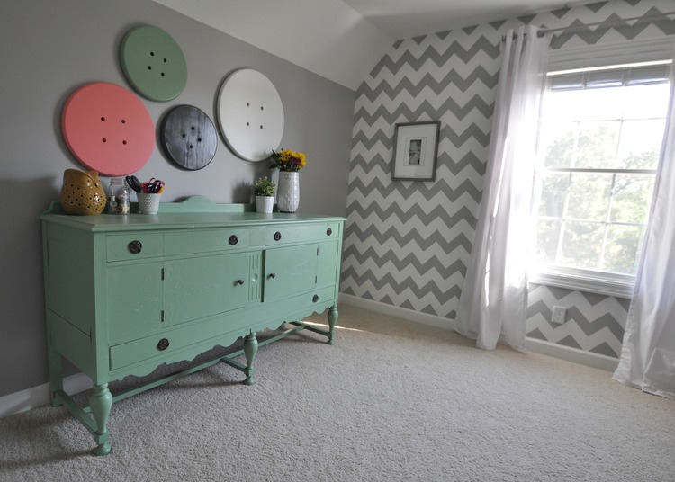 Craft Room Wall Decor: Favorite Paint Colors: September 2013