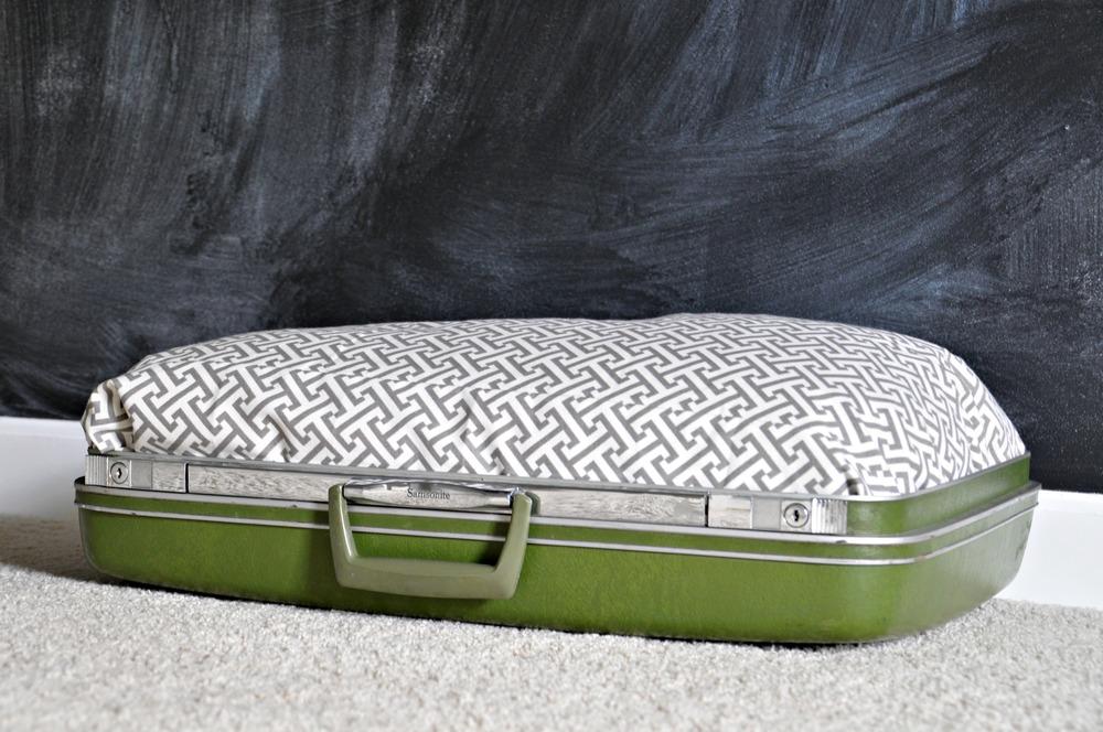 Vintage suitcase dog bed.jpg