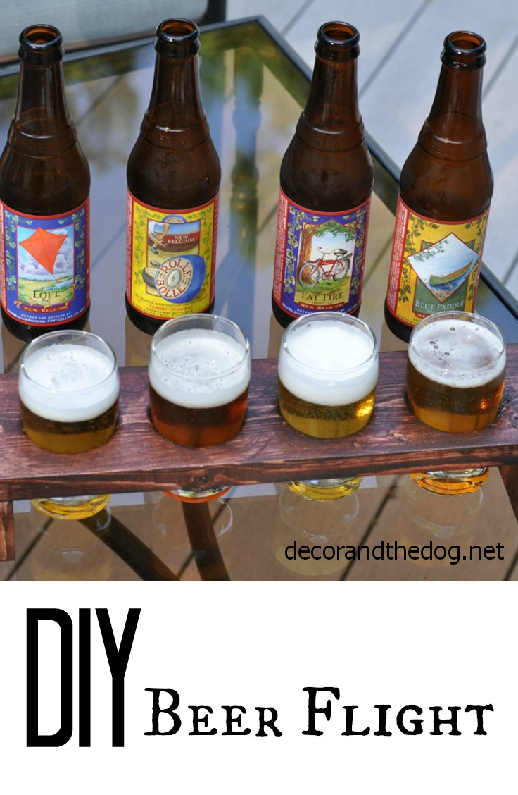DIY Beer Flight