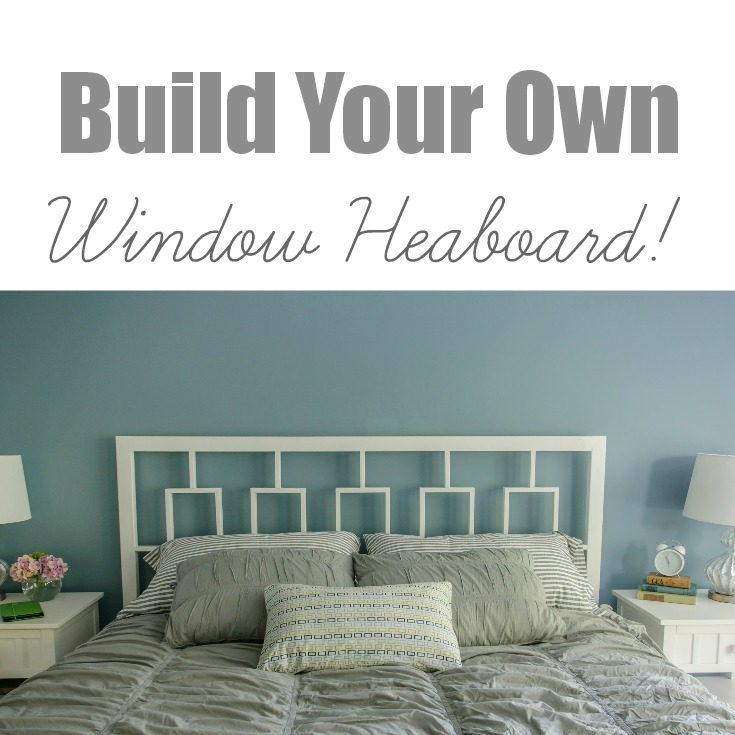 Window frames build your own window frame for Build your own window
