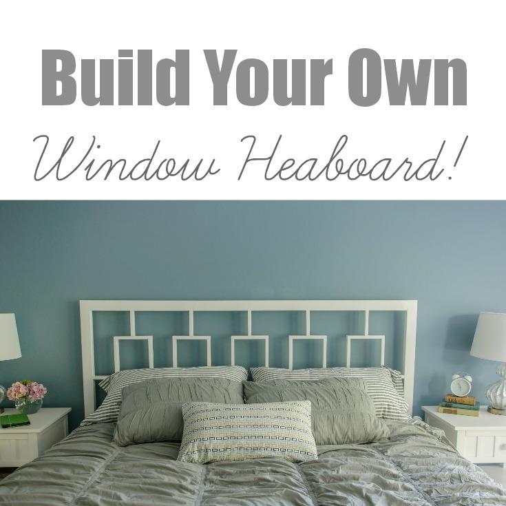 Build Your Own Window Headboard.  West Elm Inspired.jpg