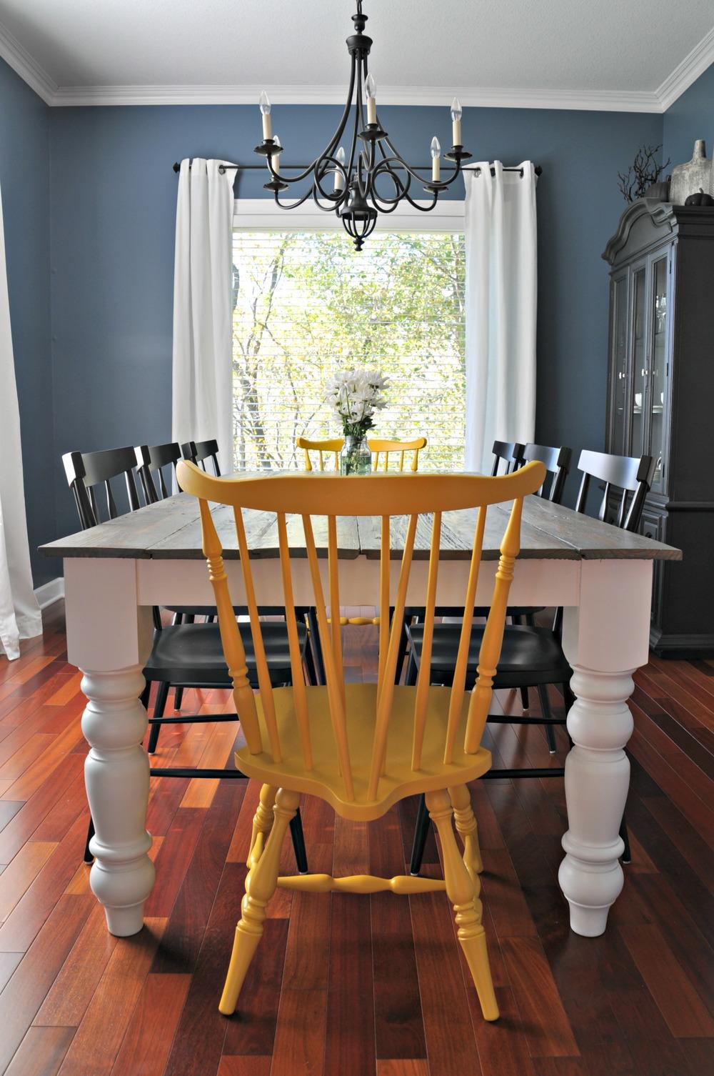 woodwork diy farmhouse dining table plans pdf plans