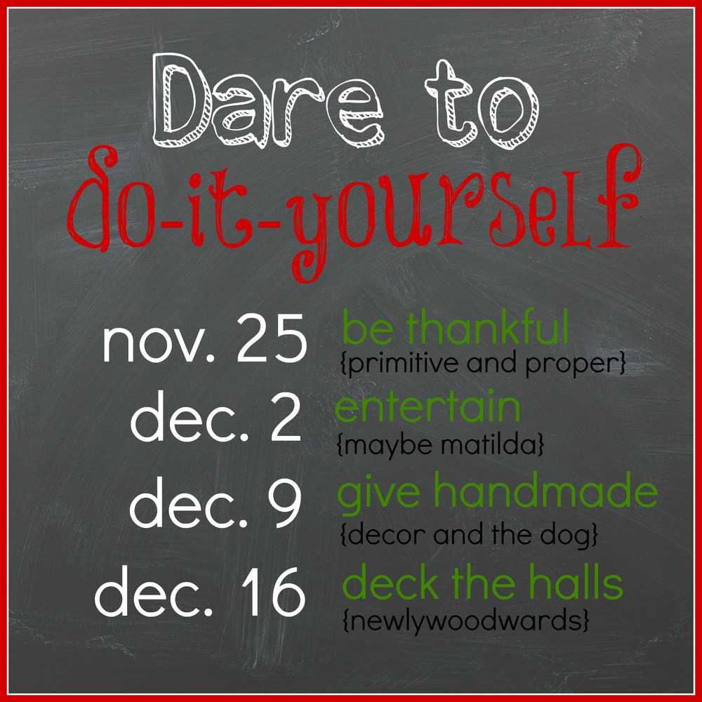 Dare to DIY 2013