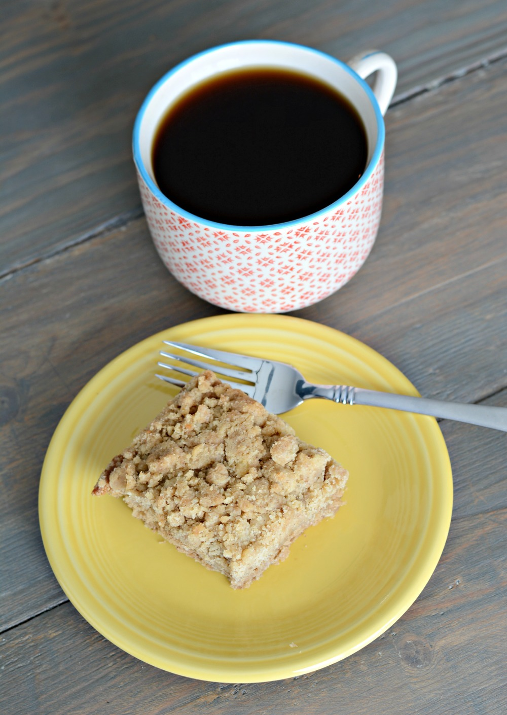 Extra Crumble Coffee Cake — Decor and the Dog