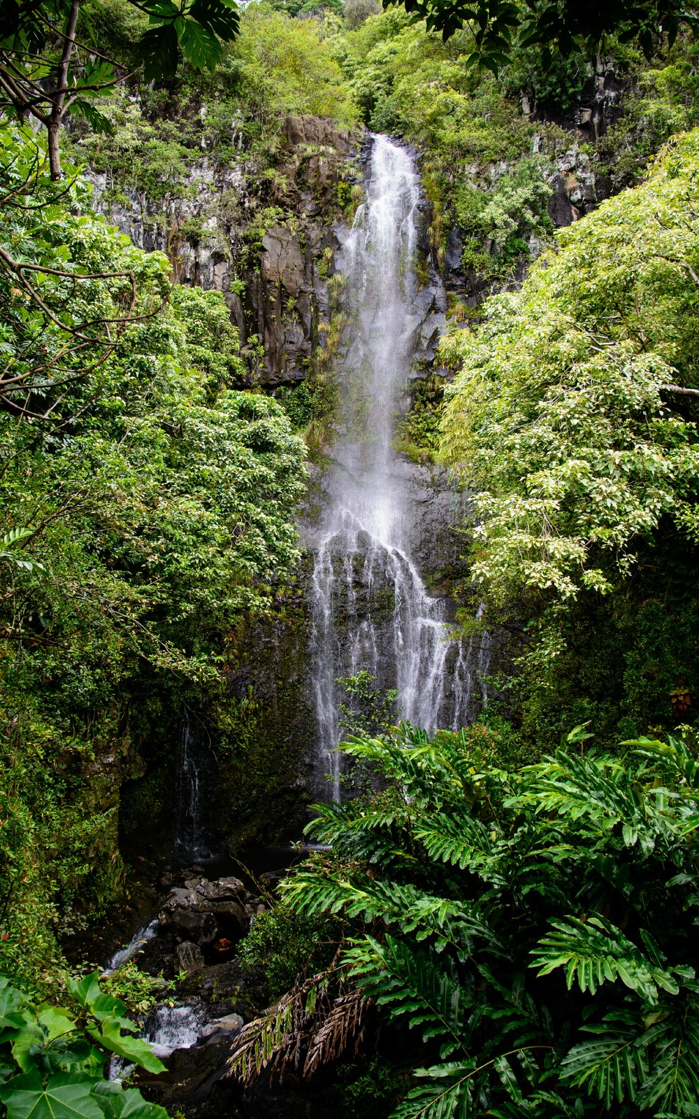 Road to Hana- Wailua Falls