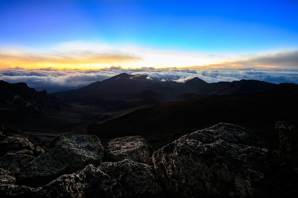Haleakala Crater- Maui Must See