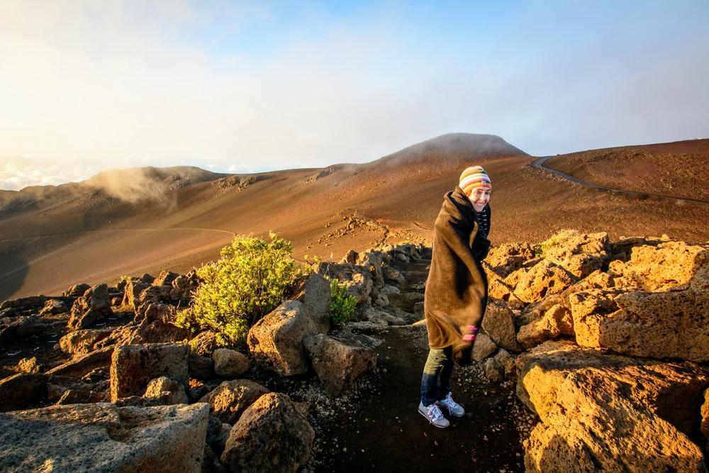 Haleakala Crater- Maui