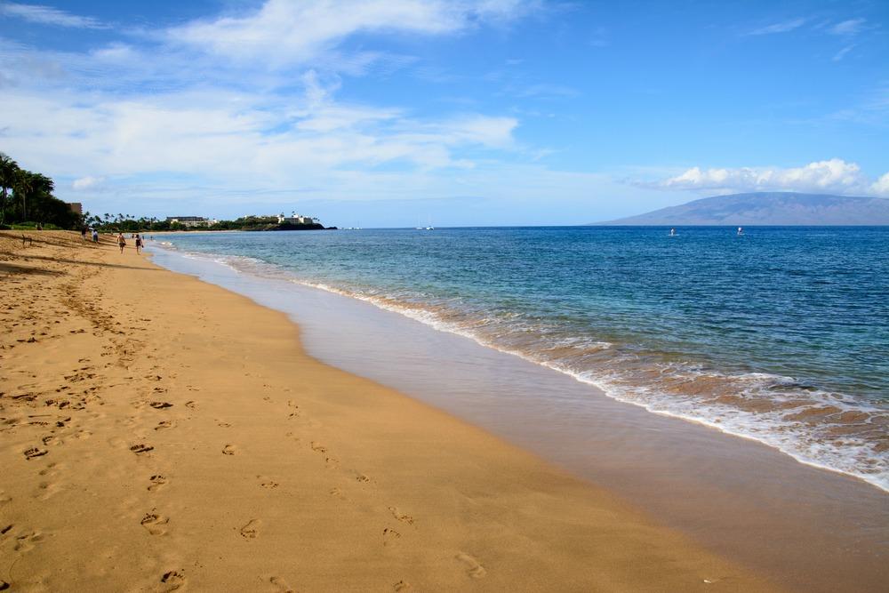 Ka-anapali Beach- Maui