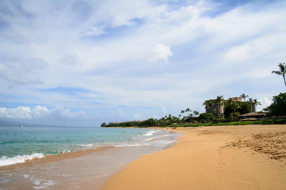 Ka'anapali Beach- Maui